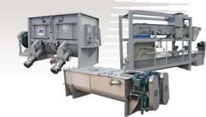 Hayes & Stolz High Performance Mixing and Material Handling